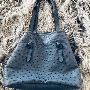 Handbags - Ostrich Hobo Bag